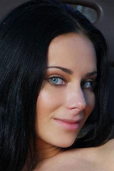 Art model Lydia A