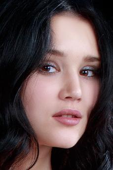 Art model Malena Fendi