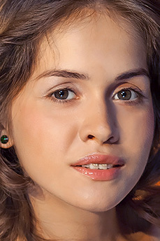 Art model Maria Espen