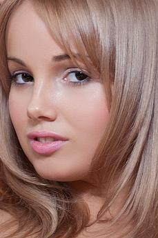 Art model Michaela