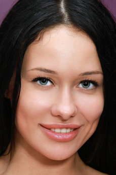 Art model Mila M