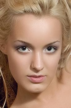 Art model Nadezda