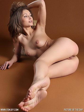 Art model Polly E.