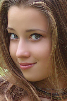 Art model Taissia