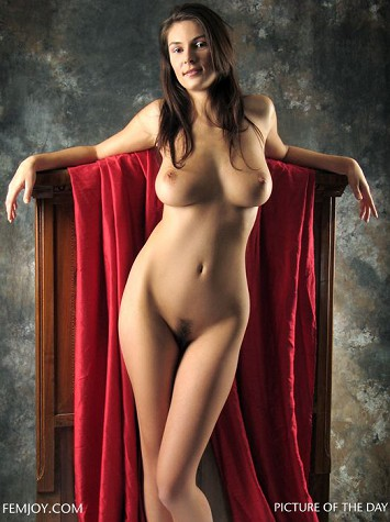 Art model Verena