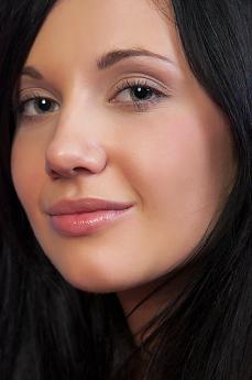Art model Zara