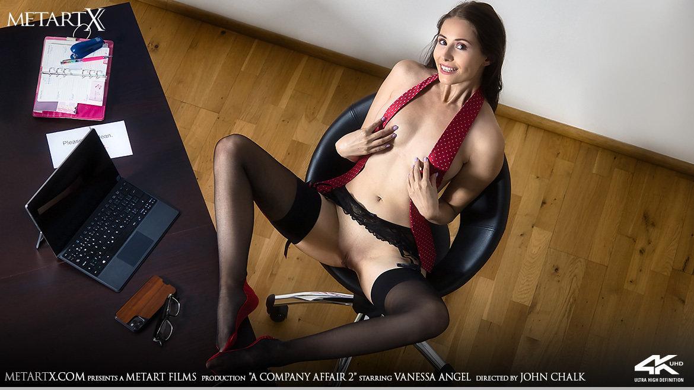 1080p Video A Company Affair 2 - Vanessa Angel MetArtX miraculous sexy kissable medium natural breasts