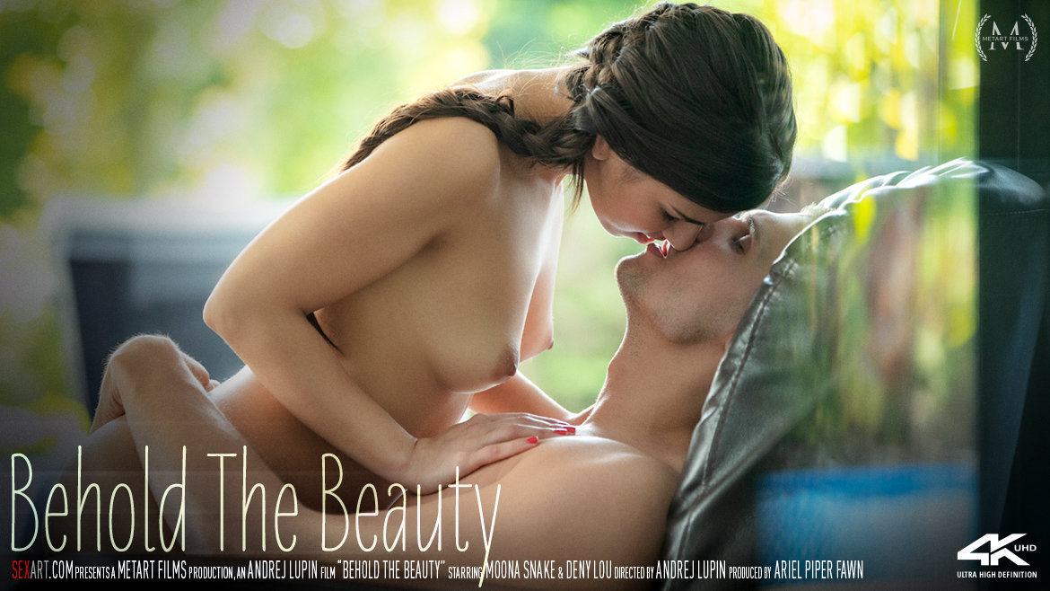 1080p Video Behold The Beauty - Moona Snake & Deny Lou SexArt uplifting amorous magnificent