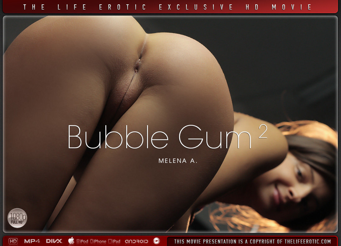1080p Video Bubble Gum 2 - Melena A TheLifeErotic exalted prurient small tits