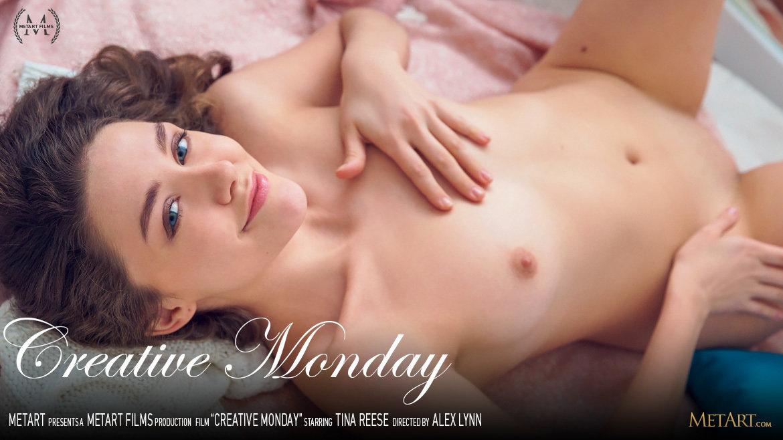 1080p Video Creative Monday - Tina Reese MetArt garmentless