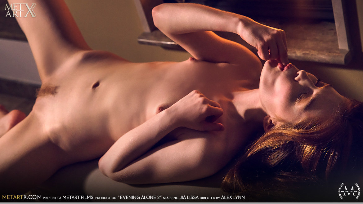 1080p Video Evening Alone 2 - Jia Lissa MetArtX astonishing uncovered spicy small naturalbreasts