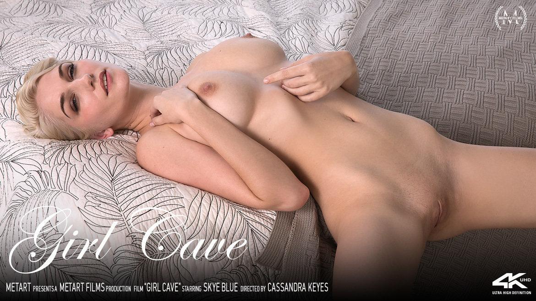 1080p Video Girl Cave - Skye Blue MetArt grand amatory