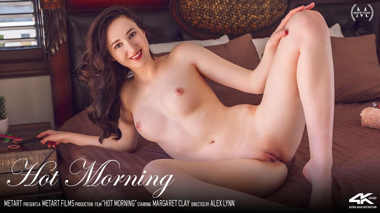 1080p Video Hot Morning - Margaret Clay MetArt startling buck naked hair-raising