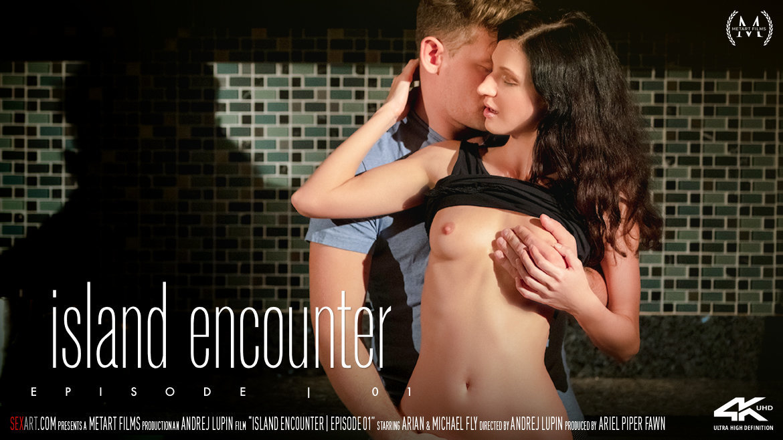 1080p Video Island Encounter Episode 1 - Amaris & Arian & Emylia Argan & Lena Reif & Olivia Sin & Michael Fly SexArt stunning bawdy