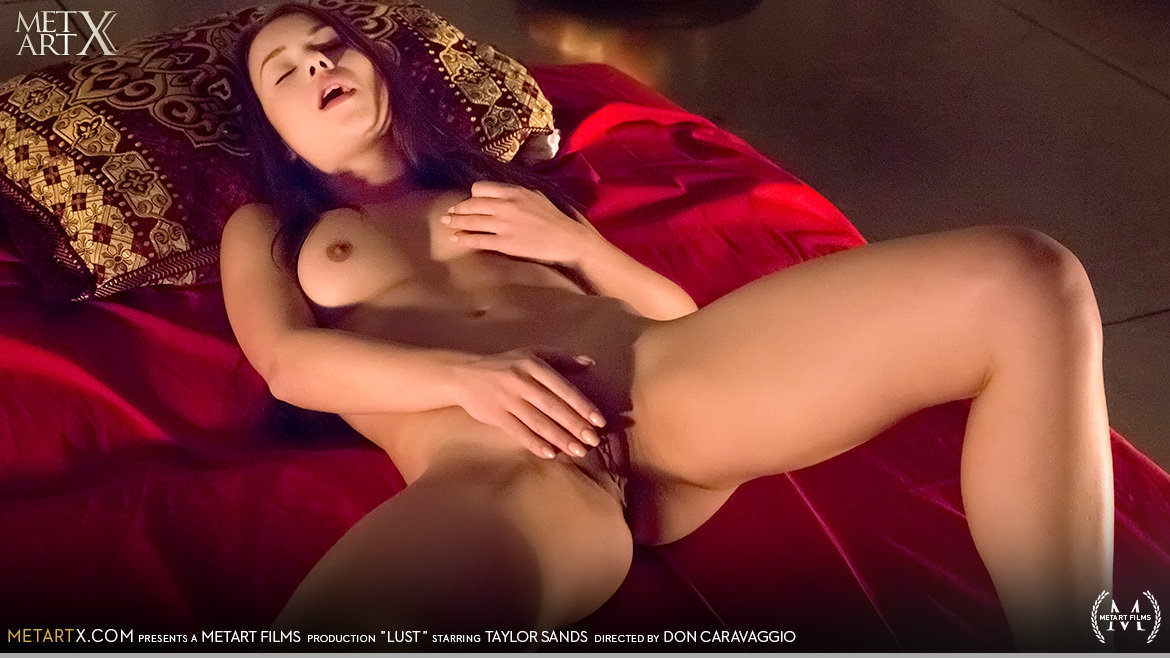 1080p Video Lust - Taylor Sands MetArtX spectacular uncovered amatory medium natural tits