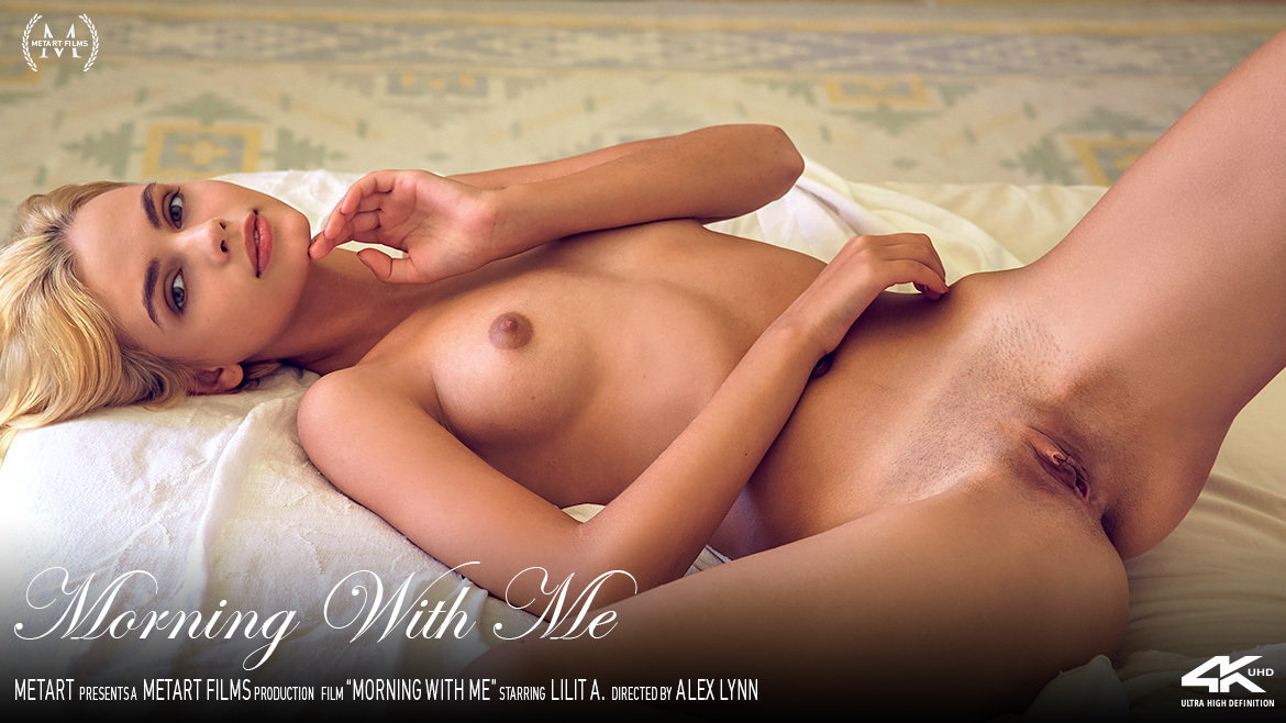 1080p Video Morning With Me - Lilit A MetArt moving stimulating small titties