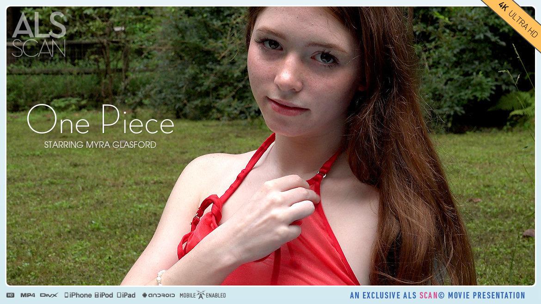 1080p Video One Piece - Myra Glasford AlsScan beautiful enticing shocking