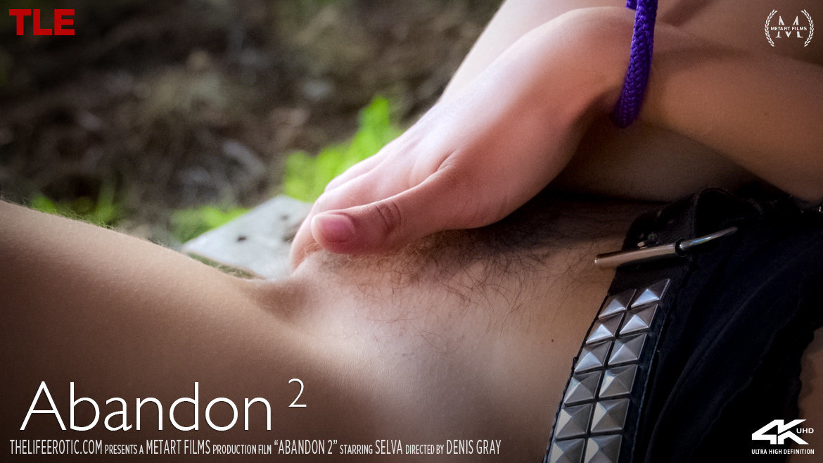 1080p Video Porn Abandon 2 - Selva TheLifeErotic wearing only a smile