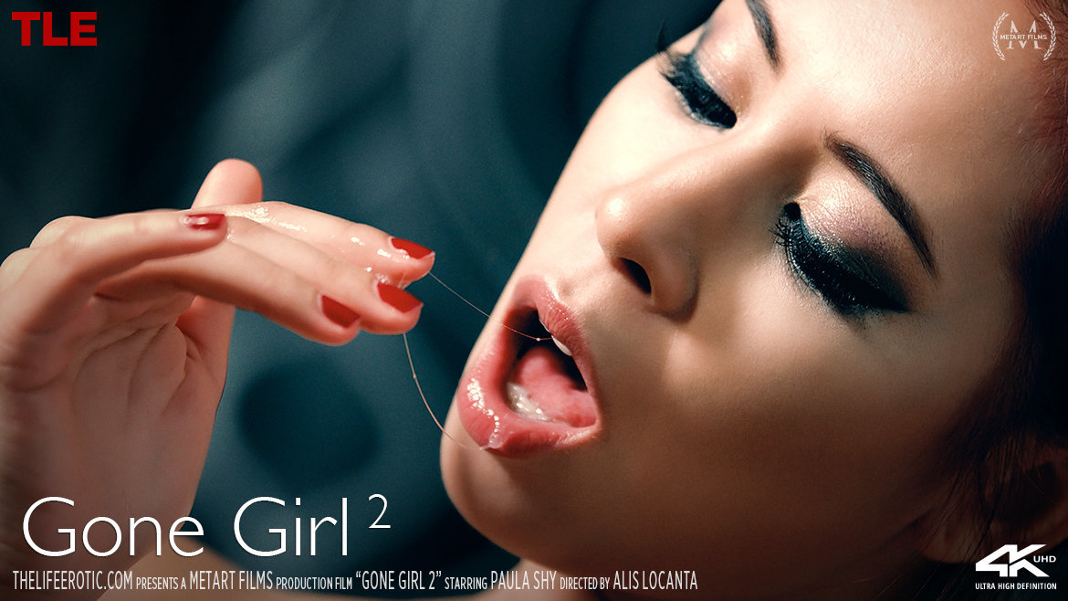 1080p Video Porn Gone Girl 2 - Paula Shy TheLifeErotic lofty stripped exposed medium natural tits