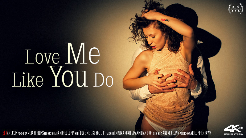 1080p Video Porn Love Me Like You Do - Emylia Argan & Maxmilian Dior SexArt au naturel undressed