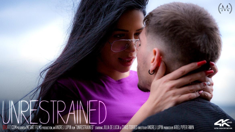 1080p Video Porn Unrestrained - Julia De Lucia & Chris Torres SexArt undressed fascinating