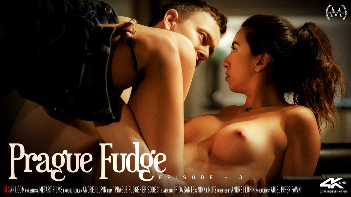 1080p Video Prague Fudge Episode 3 - Frida Sante & Ivy Rein & Zazie Skymm & Nikky Nutz SexArt buck naked sensual