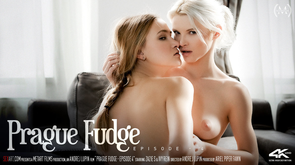 1080p Video Prague Fudge Episode 4 - Frida Sante & Ivy Rein & Zazie Skymm & Nikky Nutz SexArt impressive garmentless uncovered