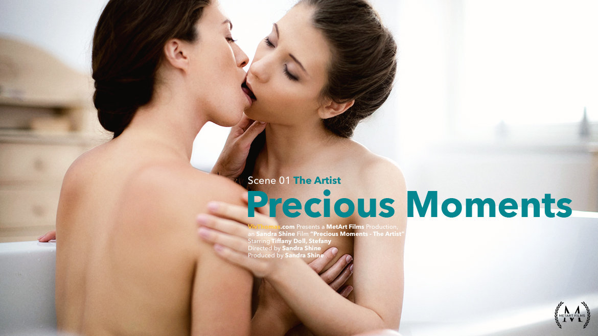 1080p Video Precious Moments Episode 1 - The Artist - Stefany Moon & Tiffany Doll VivThomas miraculous nude