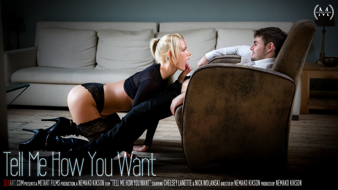 1080p Video Tell Me How You Want - Chelsey Lanette & Nick Wolanski SexArt empyrean stark