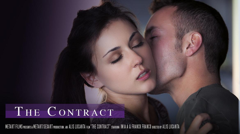 1080p Video The Contract - Iwia A & Franck Franco SexArt amazing unattired
