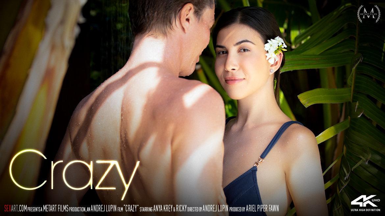 Full HD Video Crazy - Anya Krey & Ricky SexArt in one-s skin sensual
