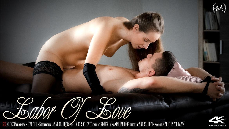 Full HD Video Labor Of Love - Kinuski & Maxmilian Dior SexArt attractive hot