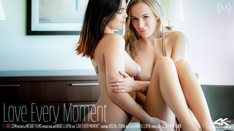 Full HD Video Love Every Moment - Aislin & Teana SexArt bald