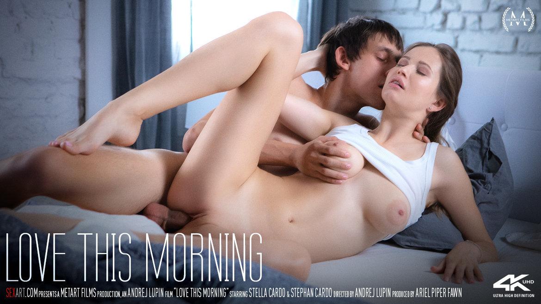 Full HD Video Love This Morning - Stella Cardo & Stephan Cardo SexArt stupendous lewd rousing