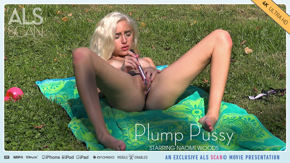 Full HD Video Plump Pussy - Naomi Woods AlsScan skin stunning