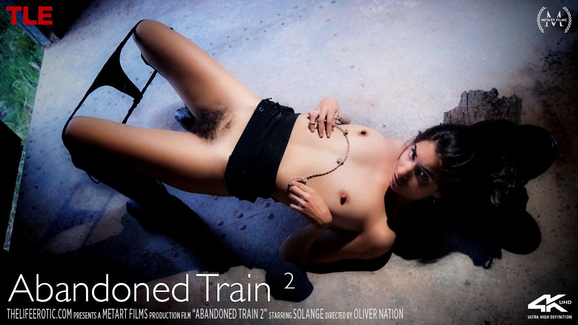Full HD Video Porn Abandoned Train 2 - Solange TheLifeErotic buck naked small naturalbreasts