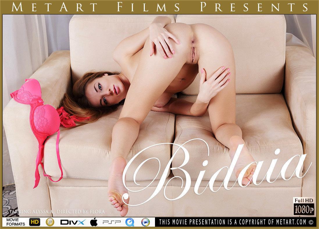 Full HD Video Porn Bidaia - Alyssa A MetArt wonderful kissable small tits