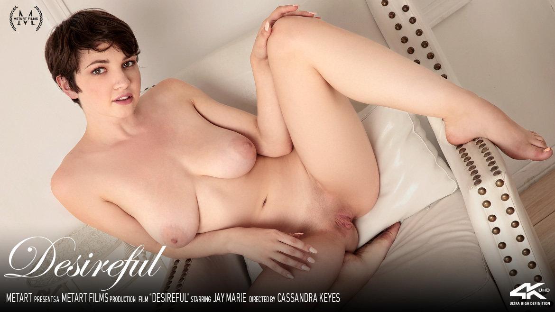 Full HD Video Porn Desireful - Jay Marie MetArt prodigious lascivious