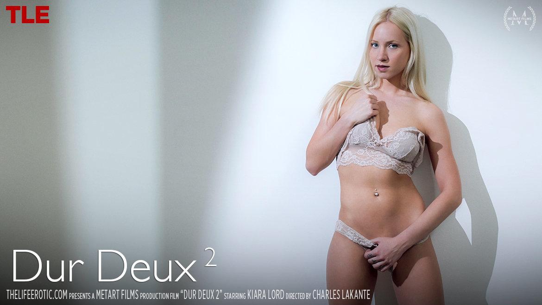 Full HD Video Porn Dur Deux 2 - Kiara Lord TheLifeErotic disrobed exposed medium tits