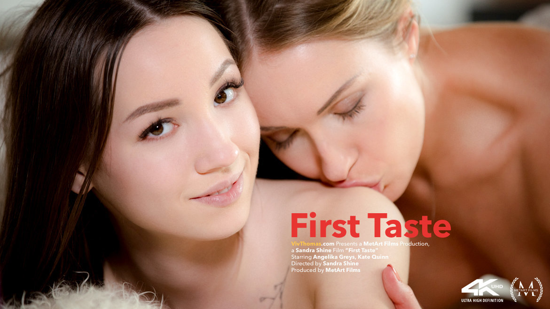 Full HD Video Porn First Taste - Angelika Greys & Kate Quinn VivThomas stunning amorous stupendous