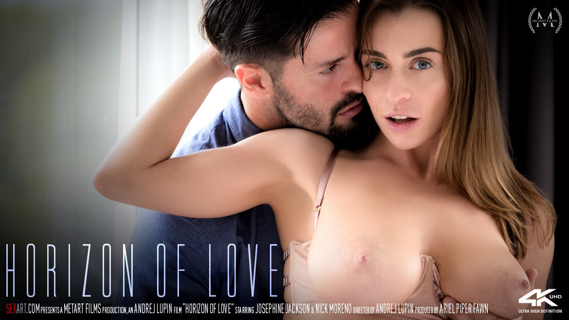 Full HD Video Porn Horizon Of Love - Josephine Jackson & Nick Moreno SexArt unclothed spicy