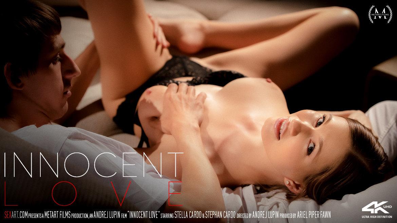 Full HD Video Porn Innocent Love - Stella Cardo & Stephan Cardo SexArt undraped amorous