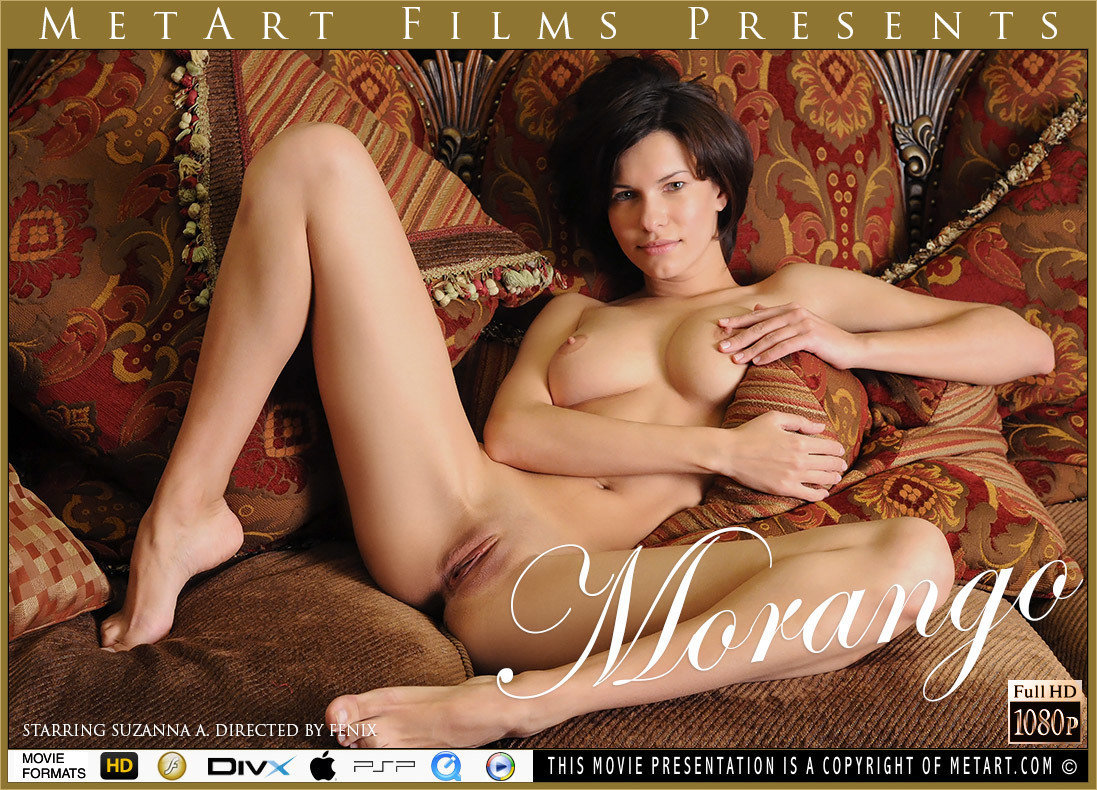 Full HD Video Porn Morango - Suzanna A MetArt stark-naked titillating large boobs