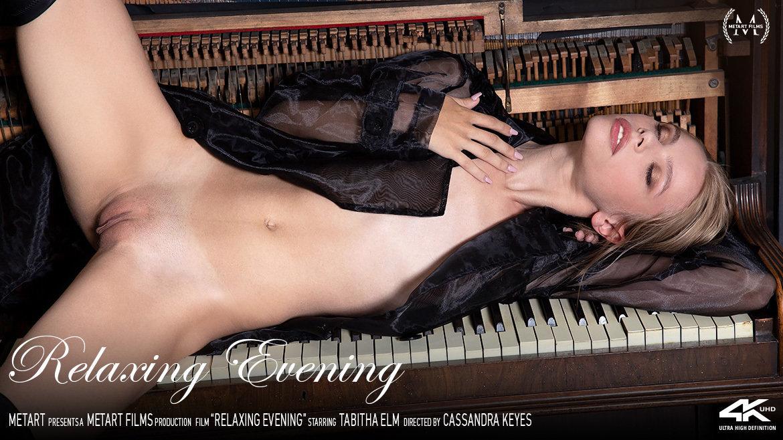 Full HD Video Porn Relaxing Evening - Tabitha Elm MetArt peeled peeled