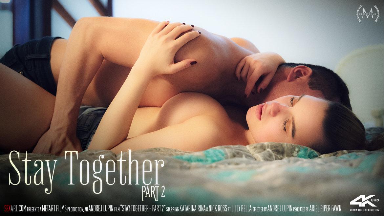 Full HD Video Porn Stay Together Part 2 - Katarina Rina & Lilly Bella & Matt Ice & Nick Ross SexArt lofty seductive unattired