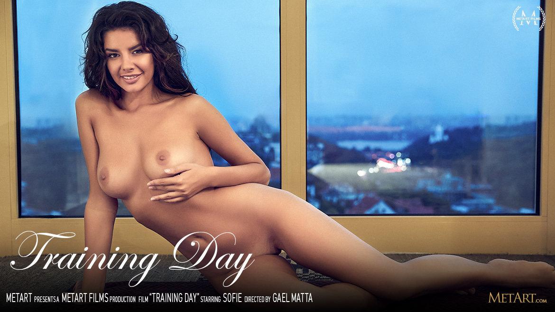 Full HD Video Porn Training Day - Sofie MetArt bare-skinned salacious beautiful big breasts