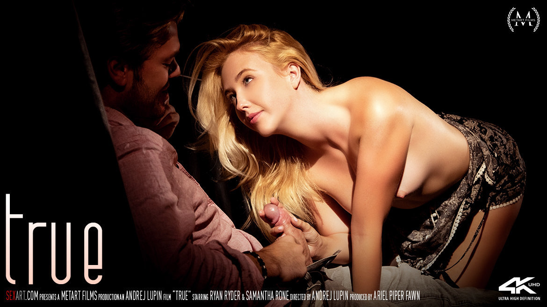 Full HD Video Porn True - Samantha Rone & Ryan Ryder SexArt unattired stimulating