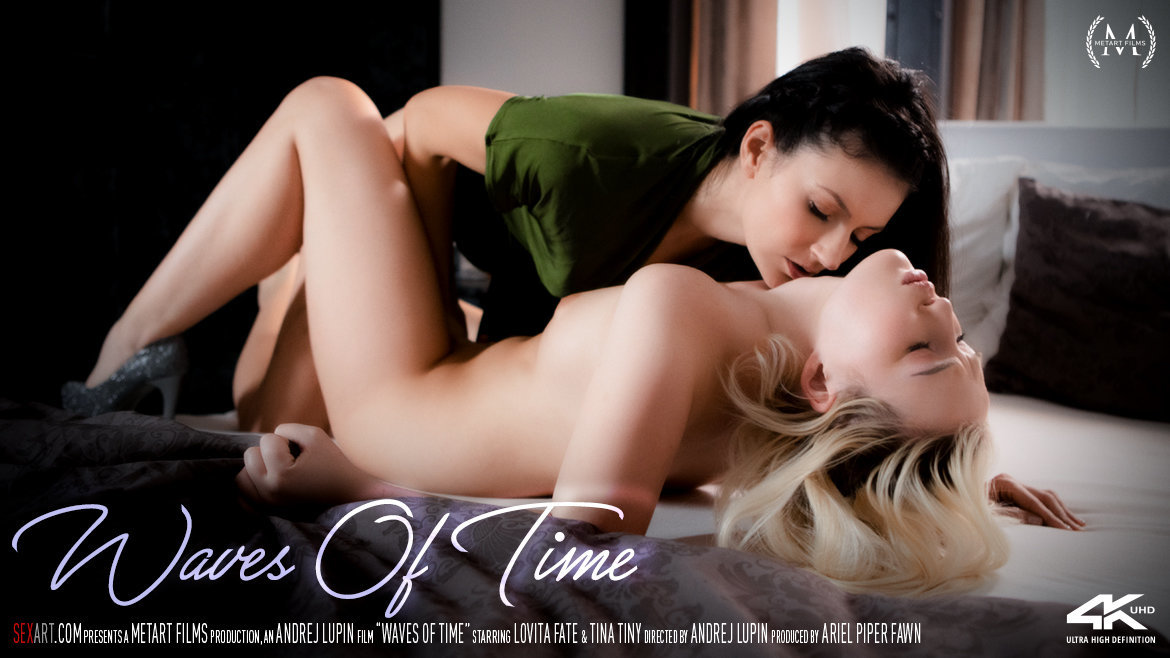 Full HD Video Porn Waves Of Time - Lovita Fate & Tina Tiny SexArt stripped enticing