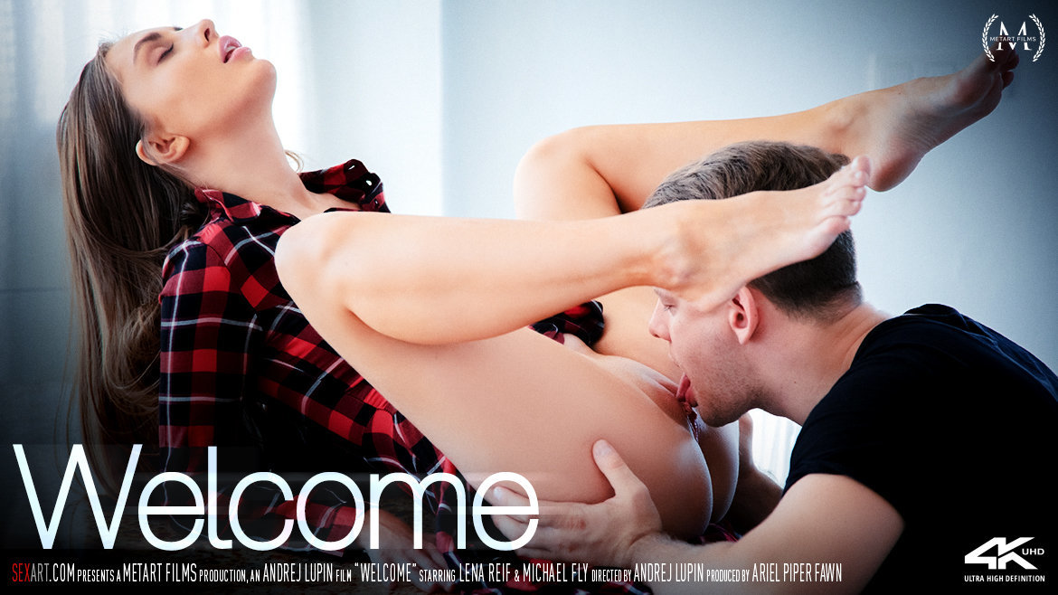 Full HD Video Porn Welcome - Lena Reif & Michael Fly SexArt stark grand
