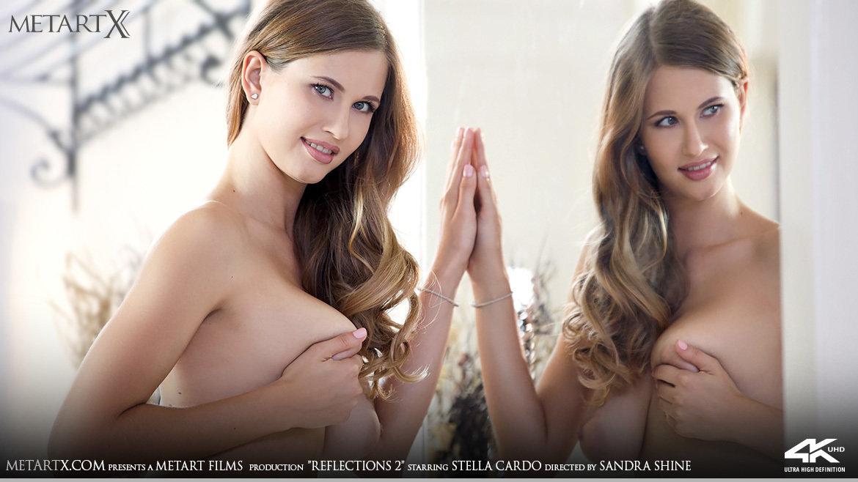 Full HD Video Reflections - Stella Cardo MetArtX breathtaking impassioned